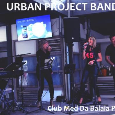 URBAN PROJECT BAND