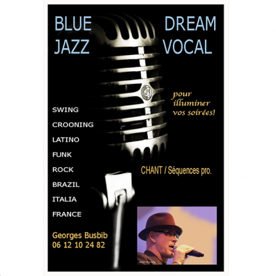 Blue Dream Jazz Vocal