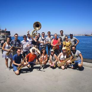 Poil O'Brass Band